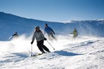 Skifahren am Unternberg